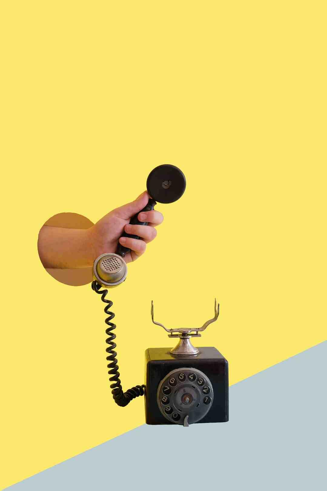 How do telephones work across oceans?