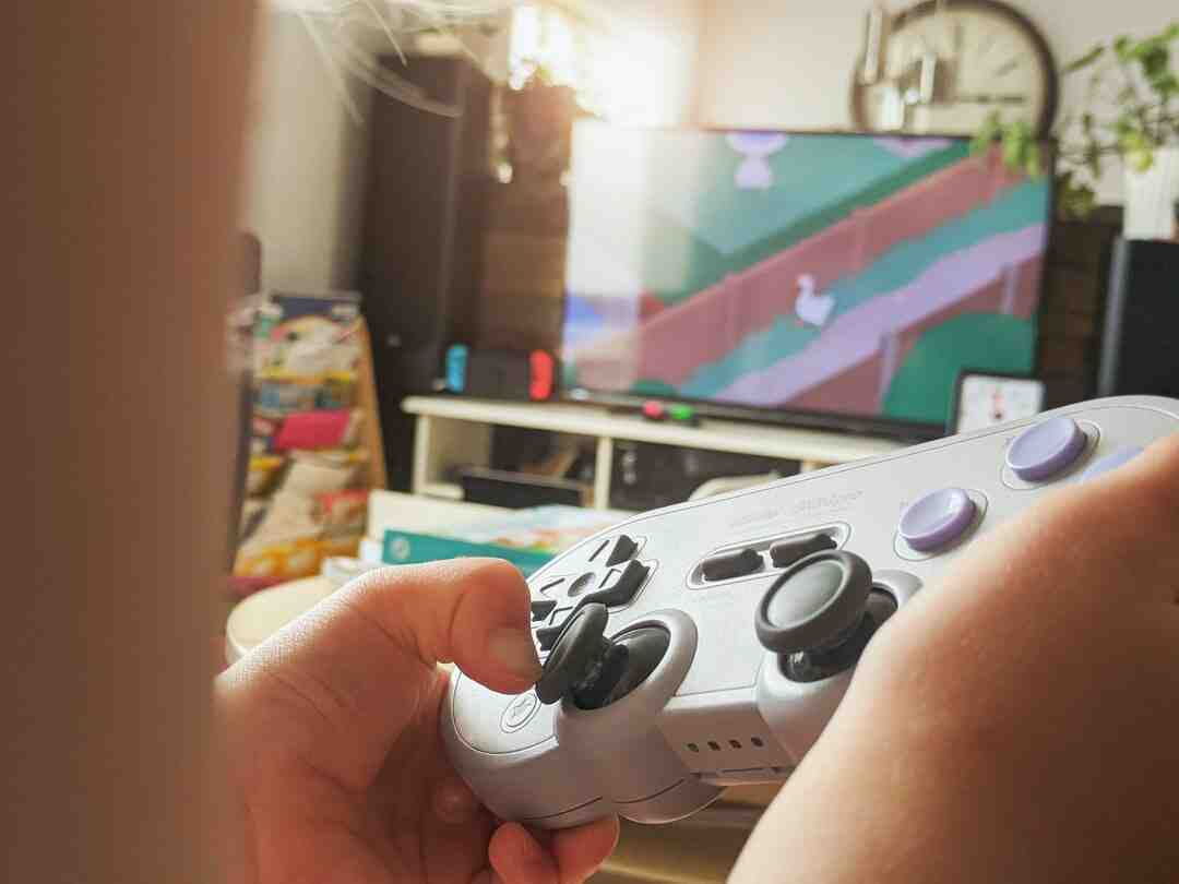 What age is OK for video games?