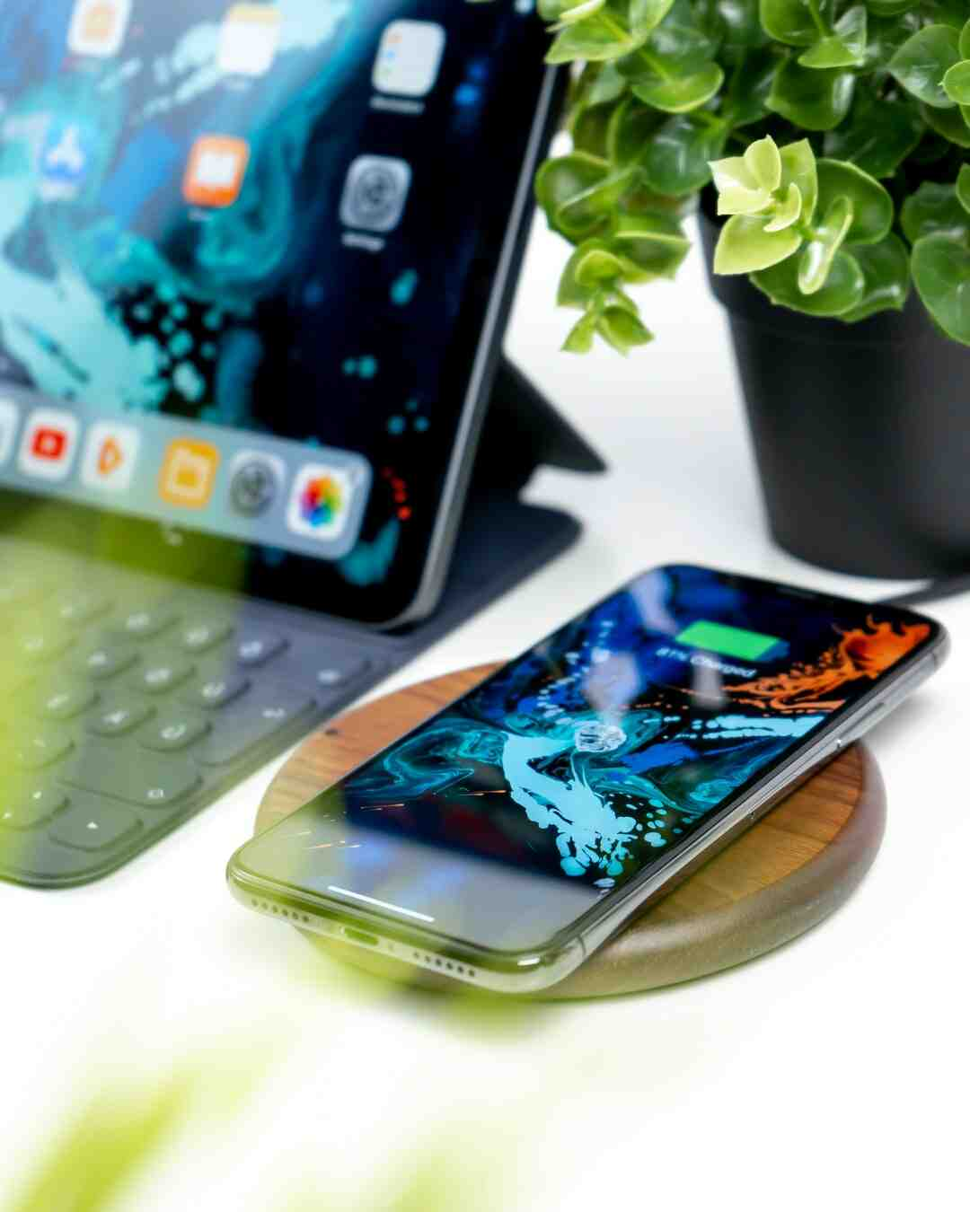 How do wireless charging works